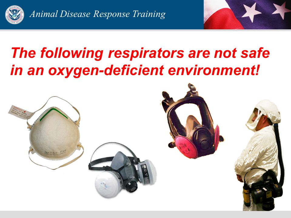 Respirator type may be determined by pressure inside the mask when inhaling