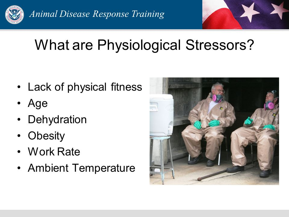 What are Psychological Stressors