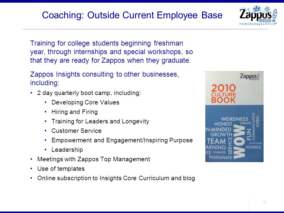Coaching: Outside Current Employee Base