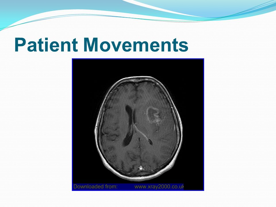 Patient Movements