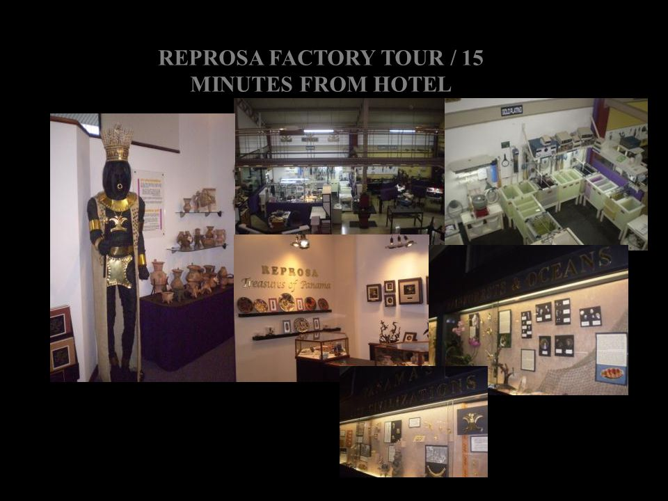 REPROSA FACTORY TOUR / 15 MINUTES FROM HOTEL