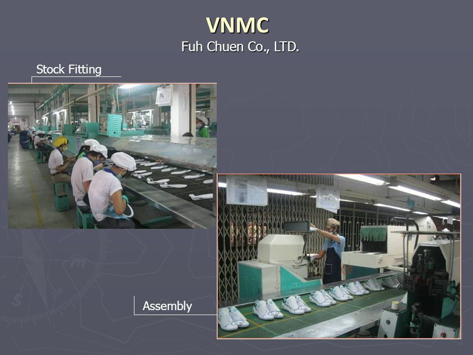 VNMC Fuh Chuen Co., LTD. Stock Fitting Assembly