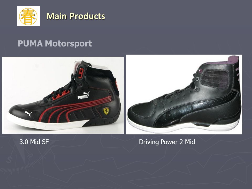 Main Products PUMA Motorsport 3.0 Mid SF Driving Power 2 Mid