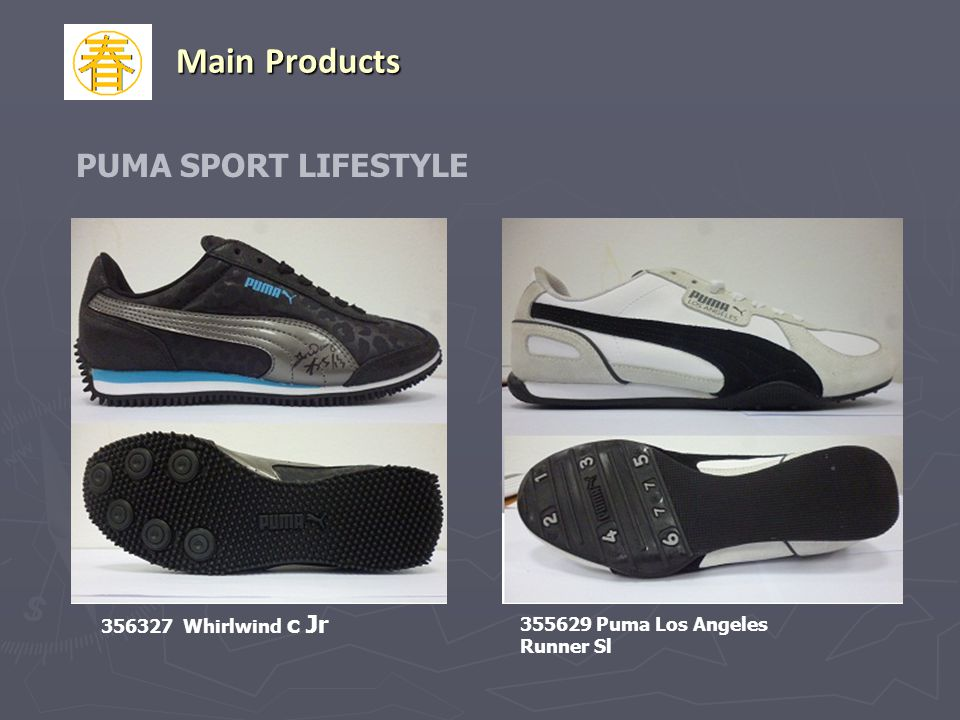 Main Products PUMA SPORT LIFESTYLE 356327 Whirlwind c Jr