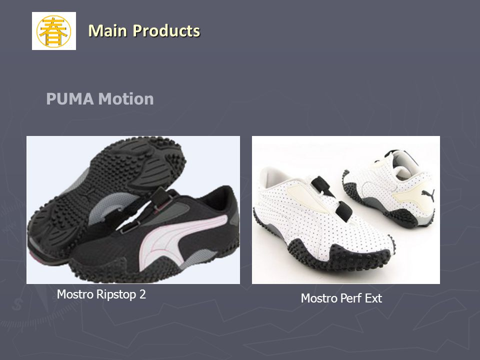 Main Products PUMA Motion Mostro Ripstop 2 Mostro Perf Ext