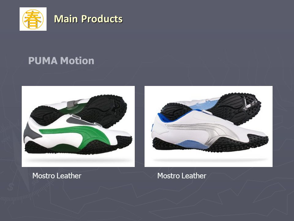 Main Products PUMA Motion Mostro Leather Mostro Leather