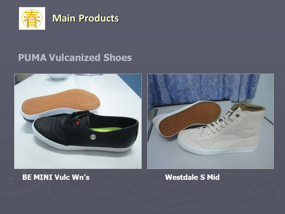 Main Products PUMA Vulcanized Shoes BE MINI Vulc Wn's Westdale S Mid