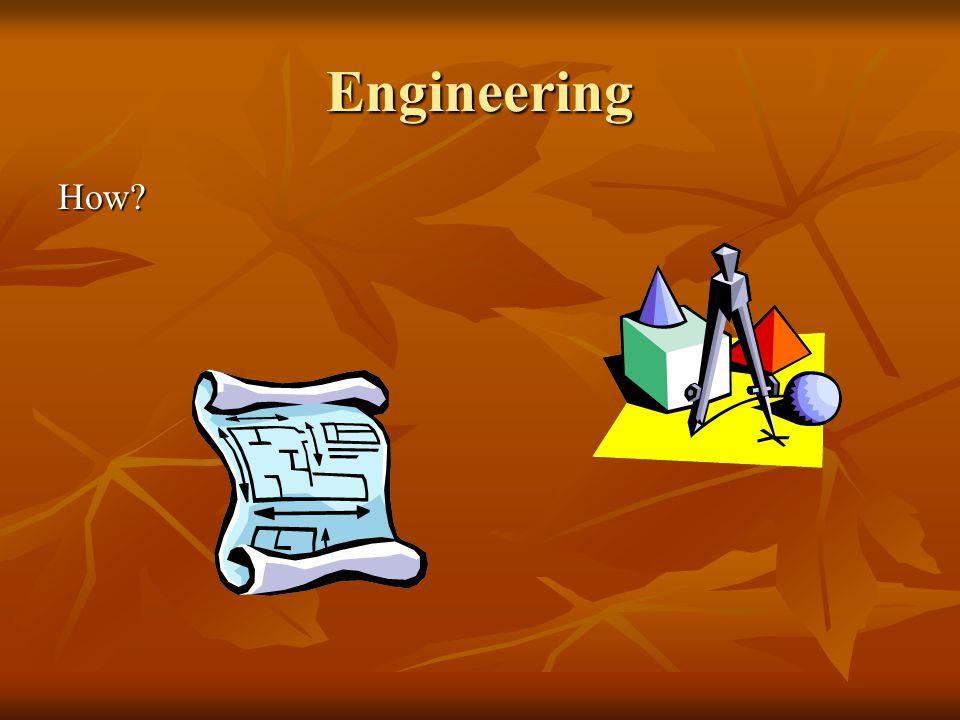 Engineering How