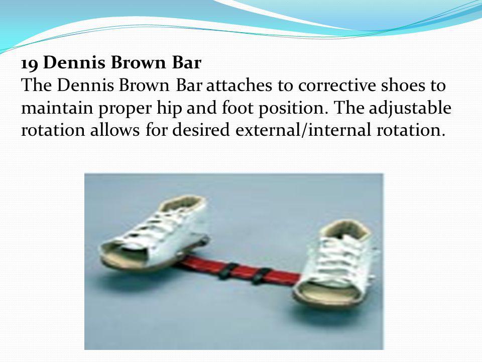 19 Dennis Brown Bar