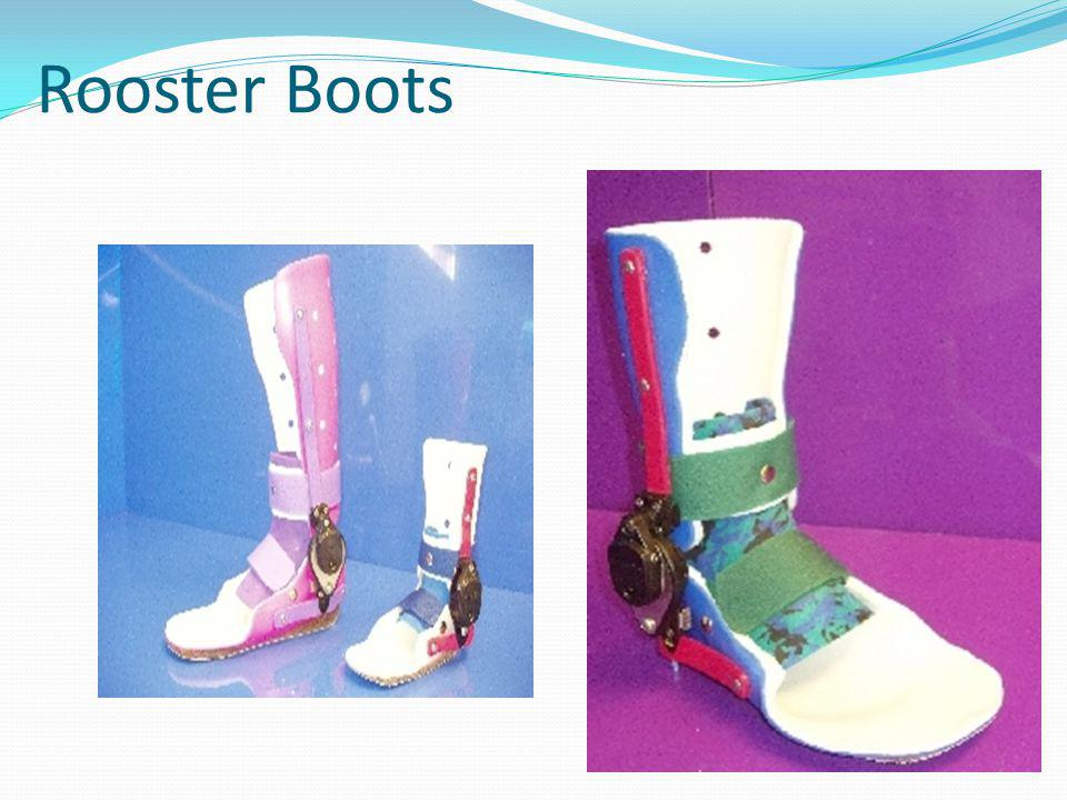 Rooster Boots