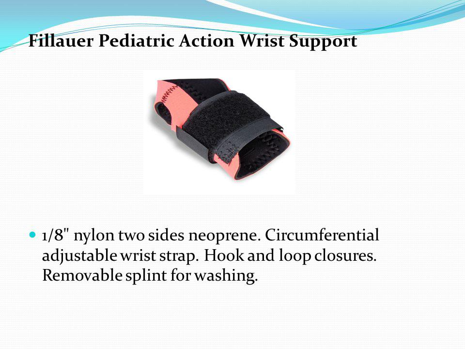 Fillauer Pediatric Action Wrist Support