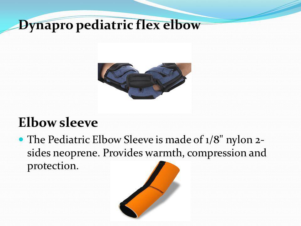 Dynapro pediatric flex elbow