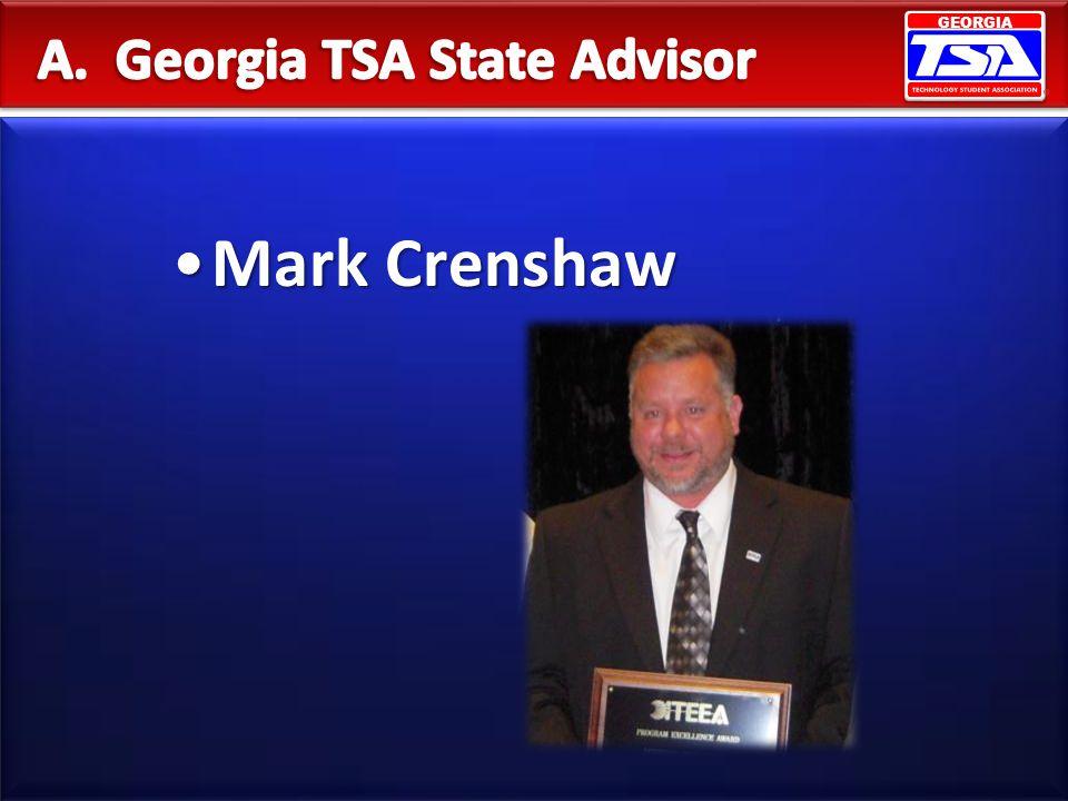 A. Georgia TSA State Advisor