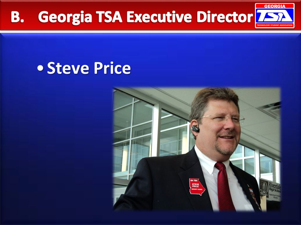 Georgia TSA Executive Director