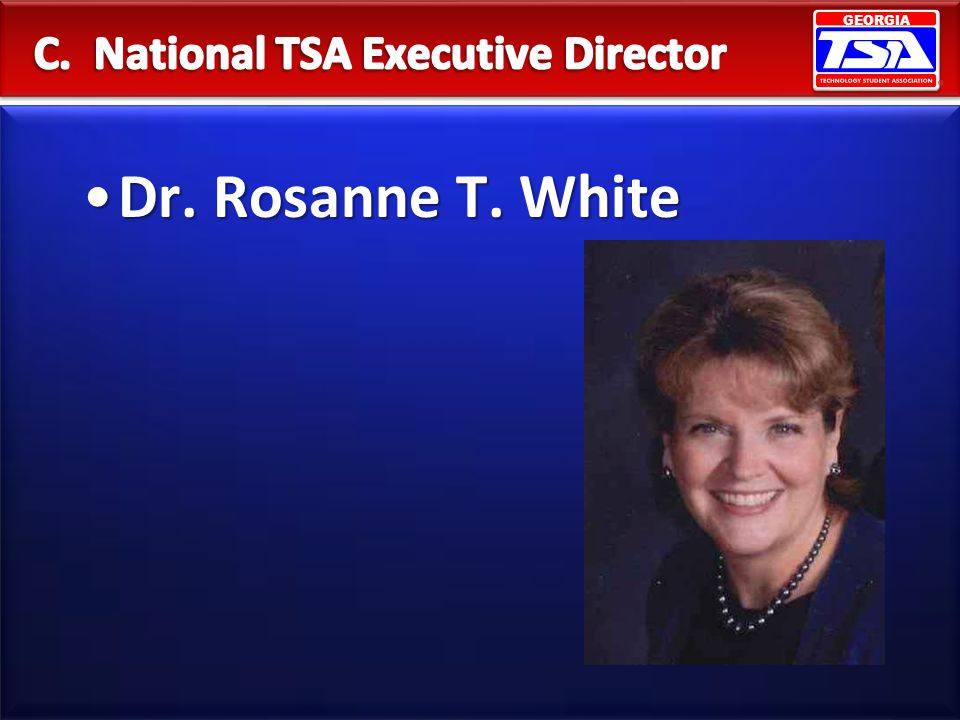 C. National TSA Executive Director