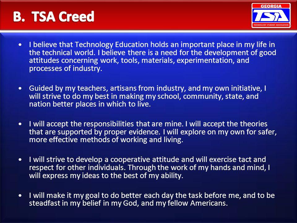 B. TSA Creed