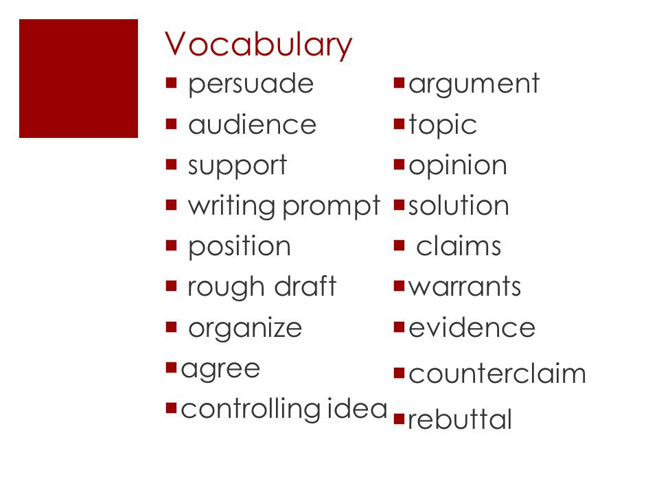 rebuttal argument topics Argumentative essay purpose  revisit key points discredit topics against the proposed argument reaffirm topics in support of the argument,.