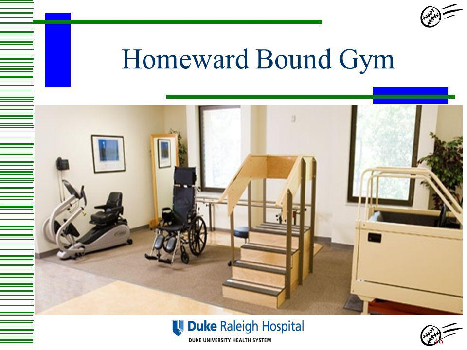 Homeward Bound Gym