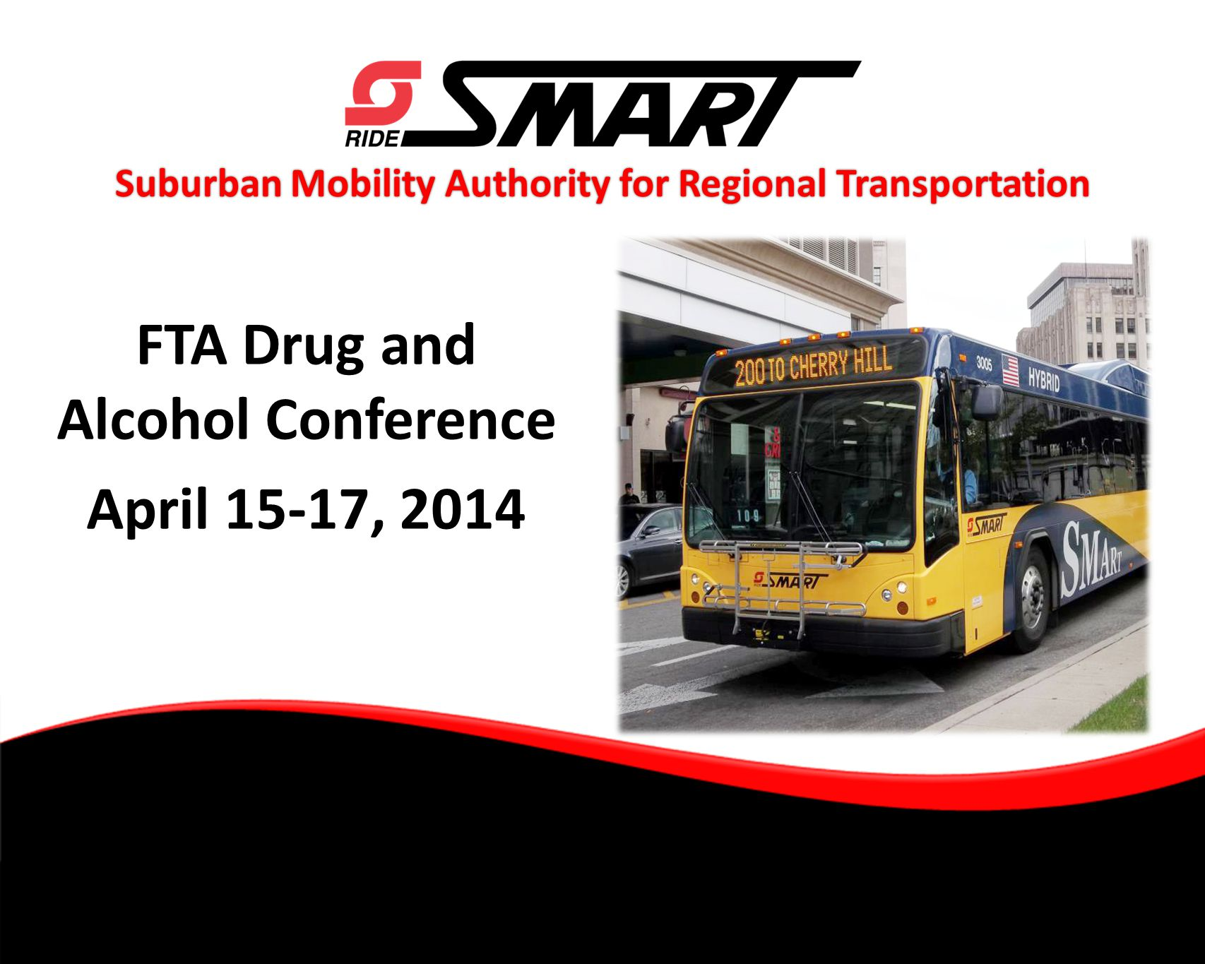 Suburban Mobility Authority for Regional Transportation