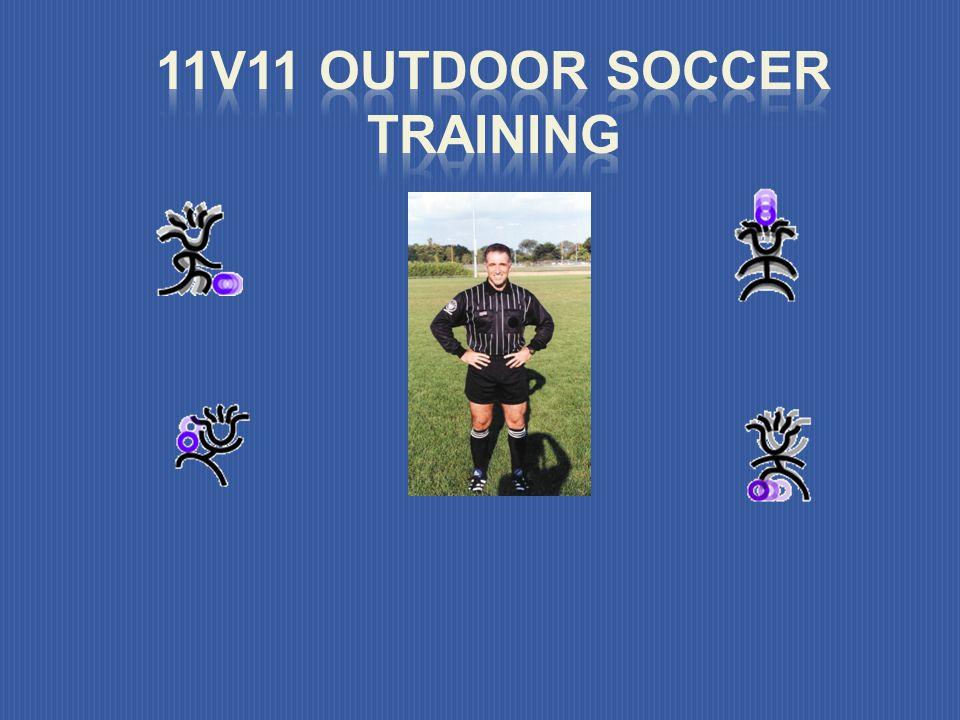 11v11 Outdoor Soccer Training