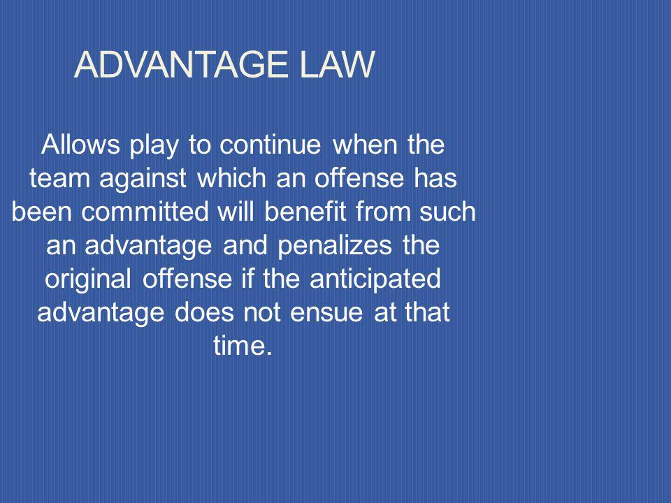 ADVANTAGE LAW