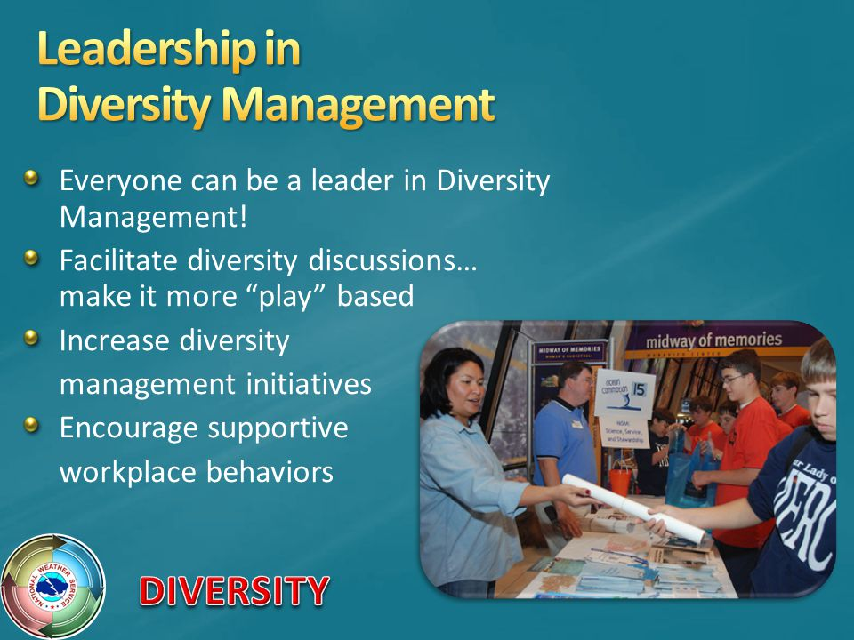 Leadership in Diversity Management