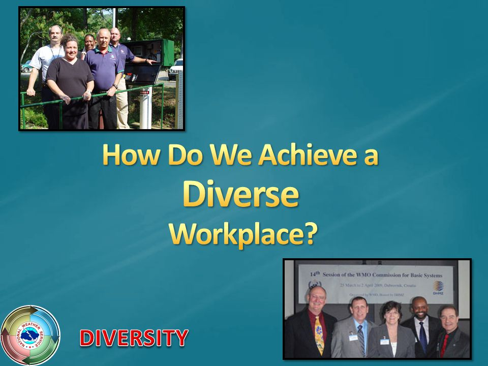 How Do We Achieve a Diverse Workplace
