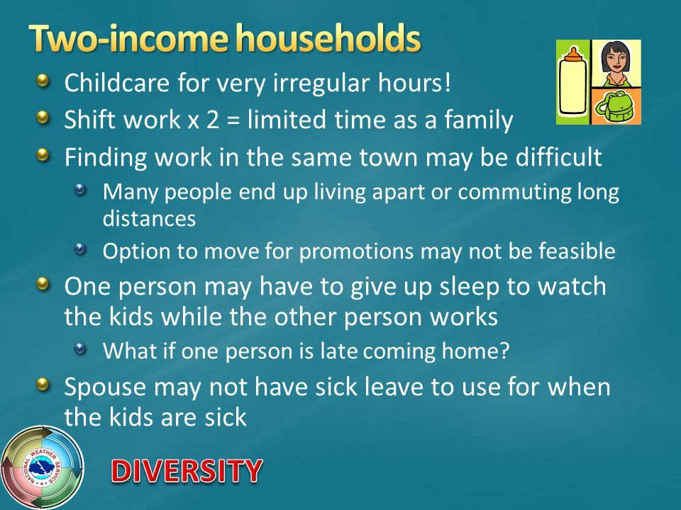 Two-income households