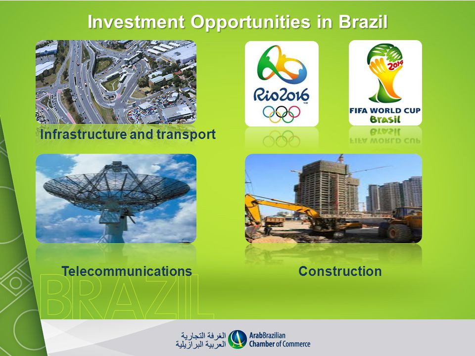 Investment Opportunities in Brazil
