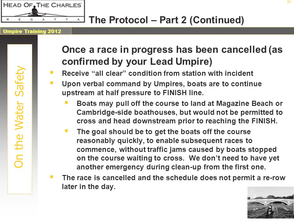 The Protocol – Part 2 (Continued)