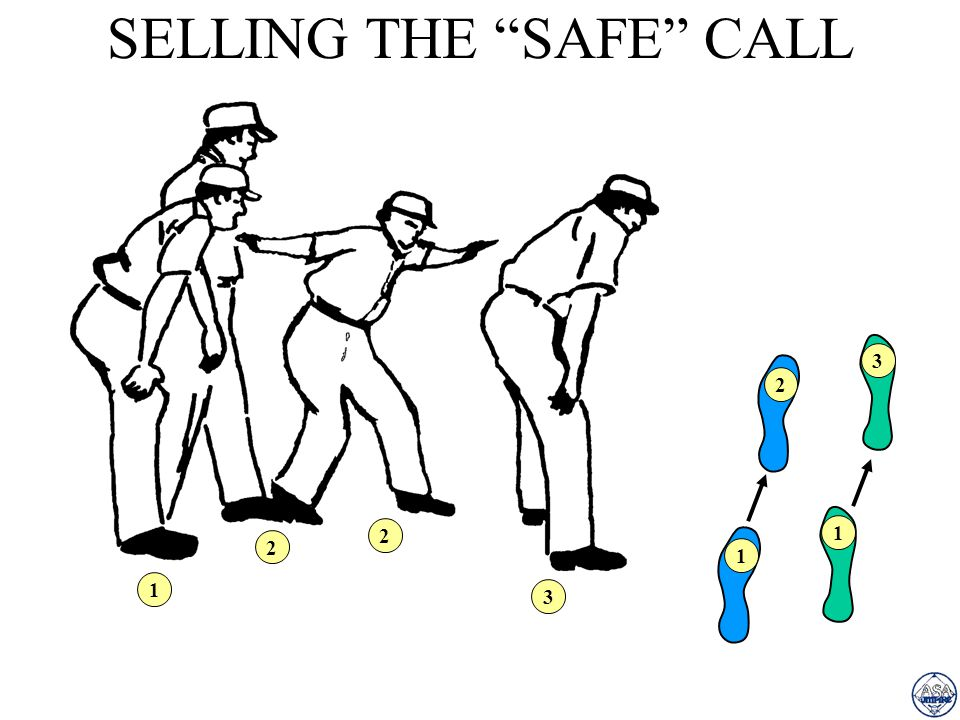 SELLING THE SAFE CALL