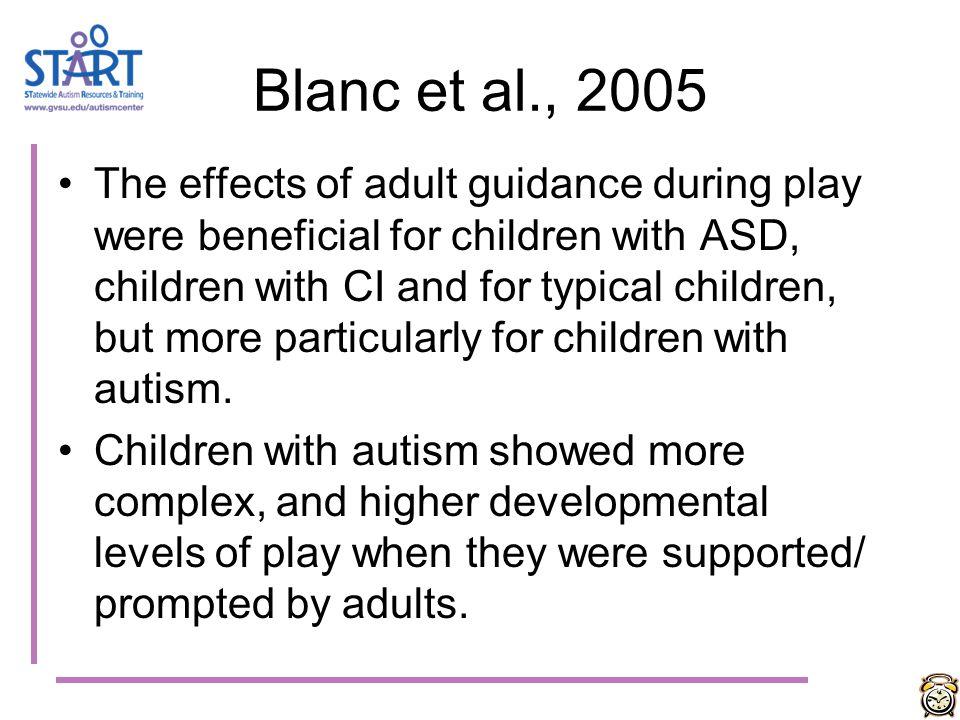 Blanc et al., 2005
