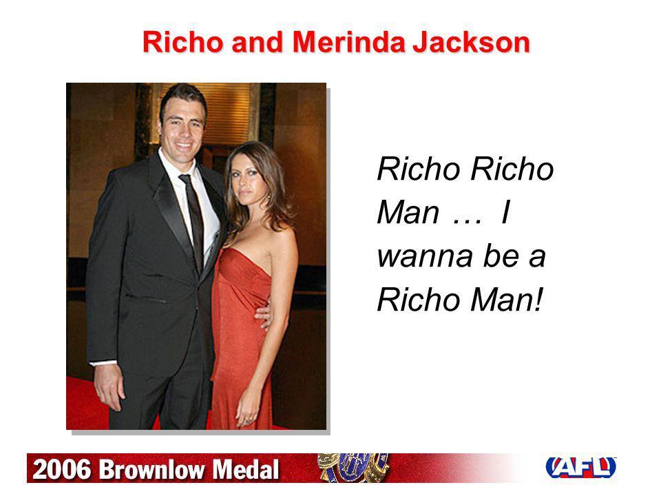 Richo and Merinda Jackson
