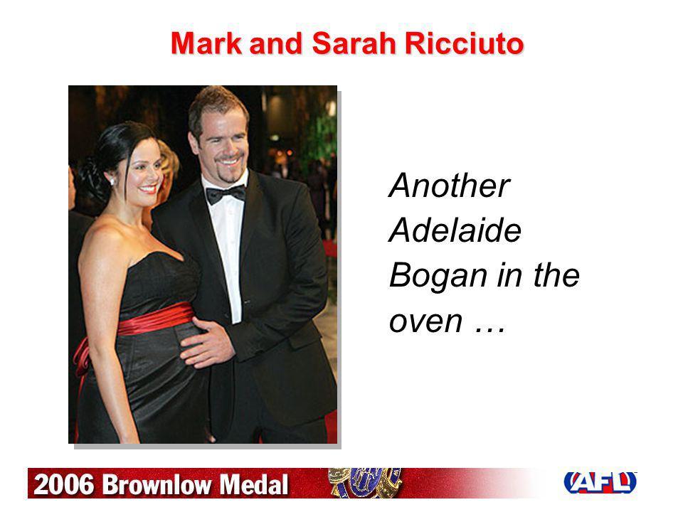 Mark and Sarah Ricciuto