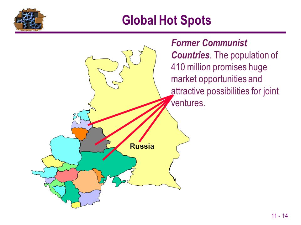 Global Hot Spots