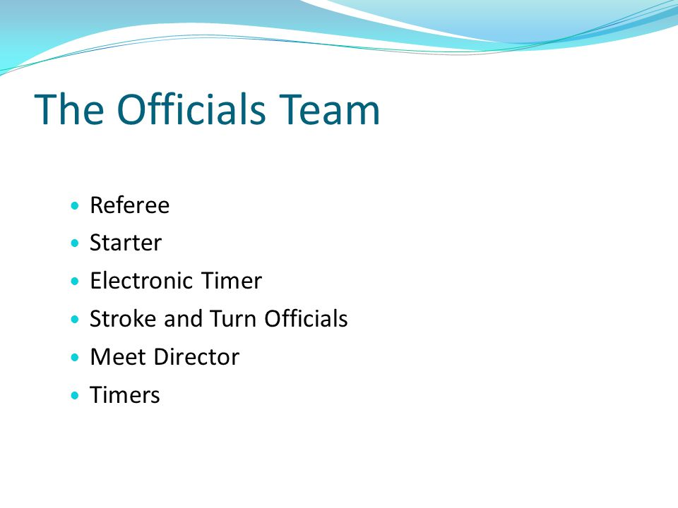 The Officials Team Referee Starter Electronic Timer