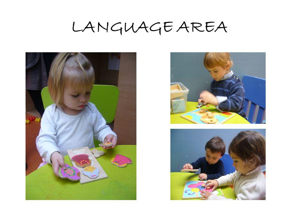 LANGUAGE AREA