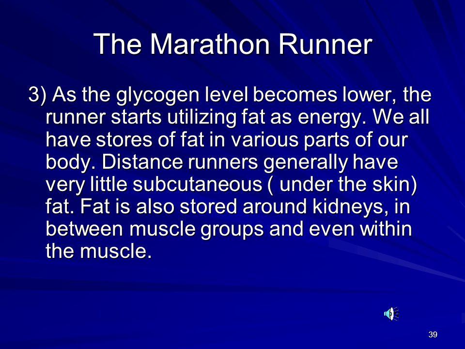 The Marathon Runner