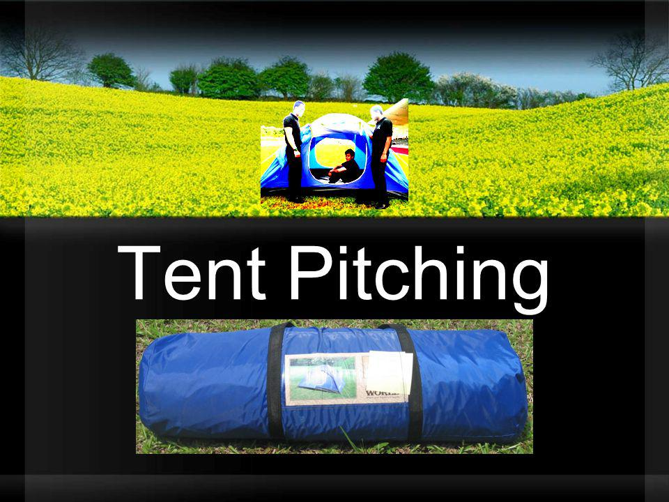 Tent Pitching