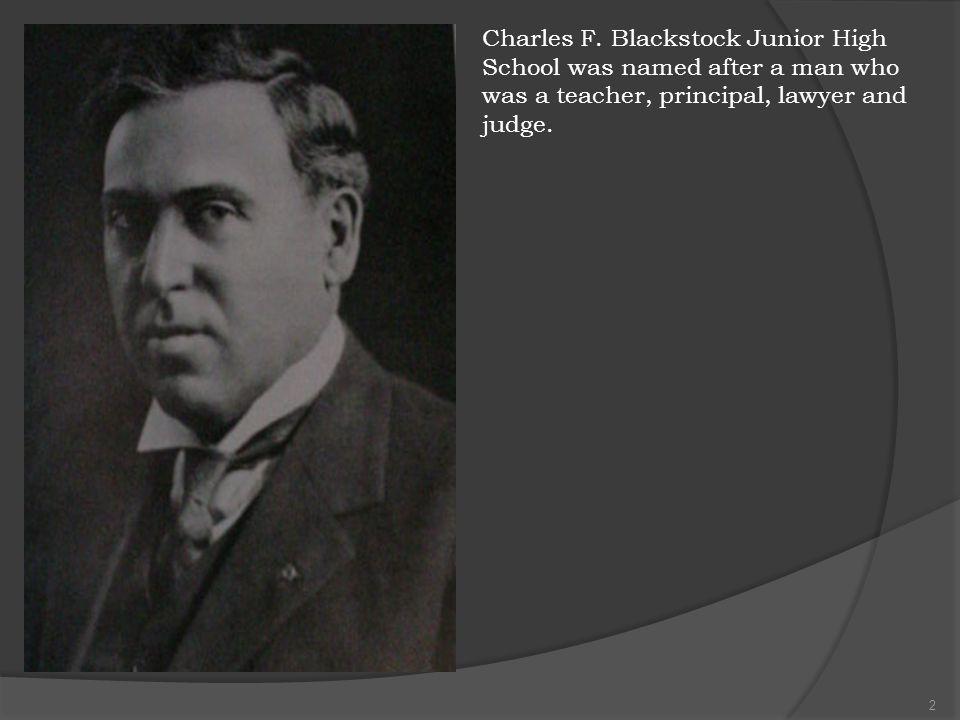 Charles F.