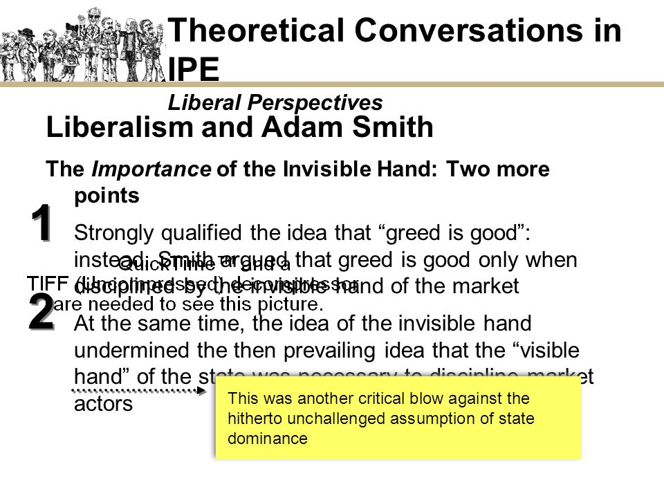 1 2 Theoretical Conversations in IPE Liberal Perspectives