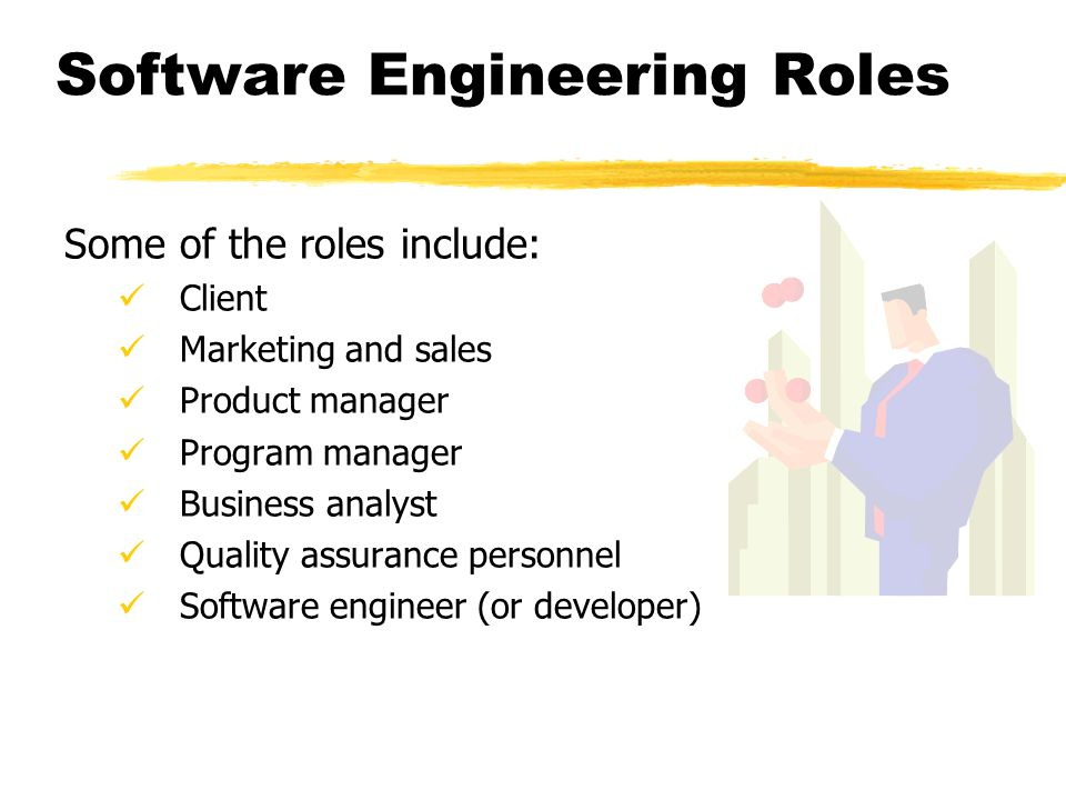 Software Engineering Roles