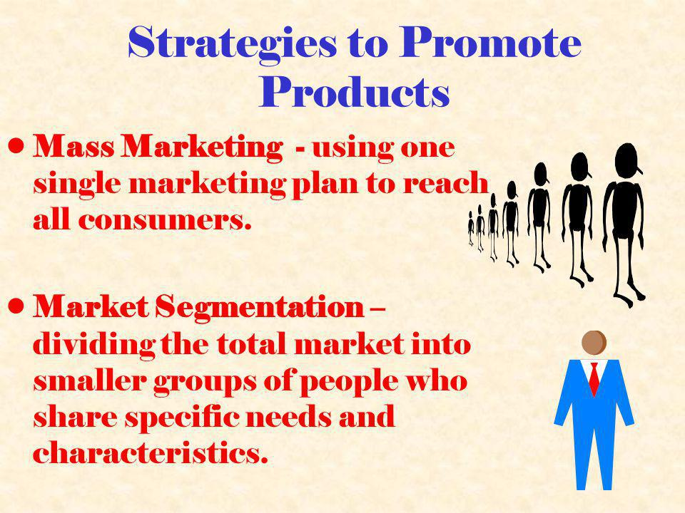 Strategies to Promote Products