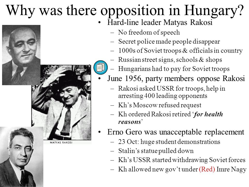 Why was there opposition in Hungary
