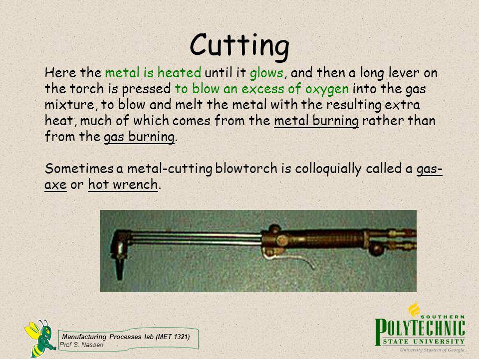 Cutting