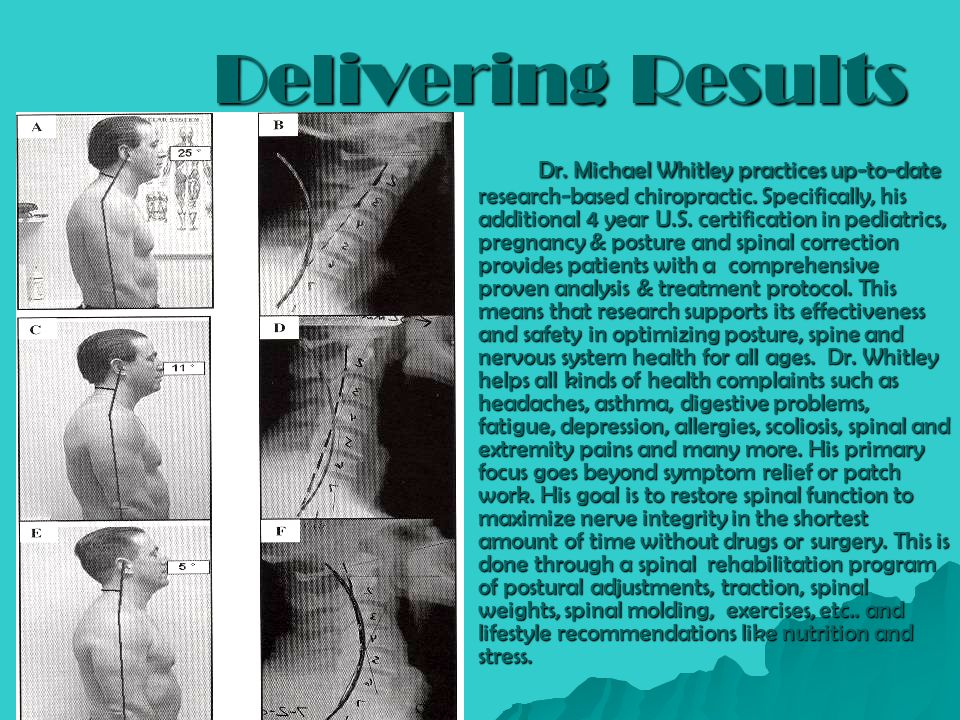 Delivering Results