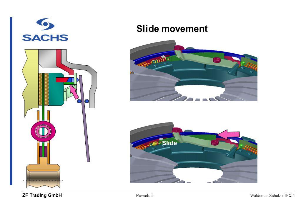 Slide movement Slide
