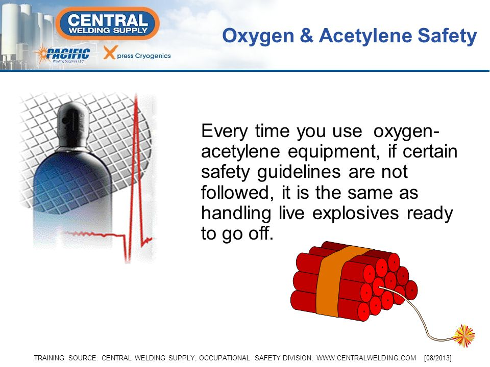 Oxygen & Acetylene Safety