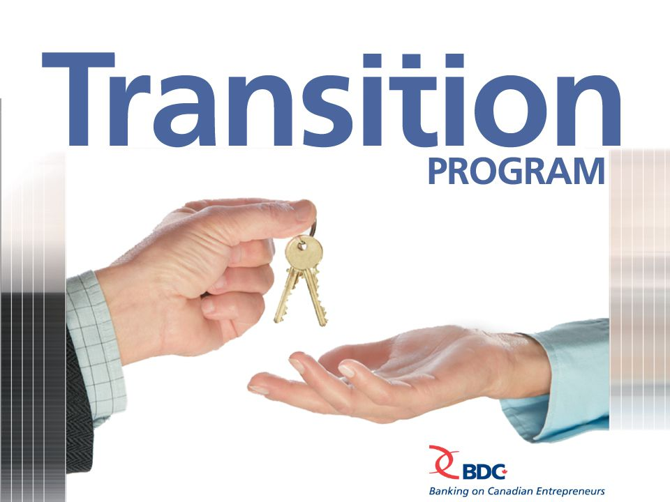 I am very pleased to be here today to talk to you about the importance of business ownership transition in Canada.