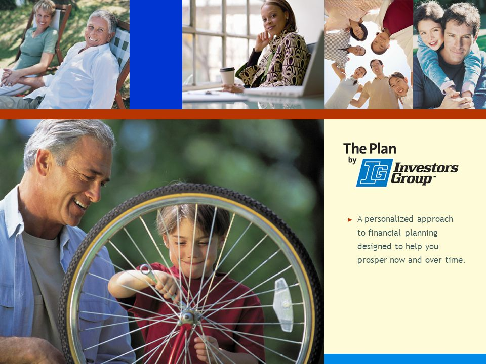 A personalized approach to financial planning designed to help you prosper now and over time.